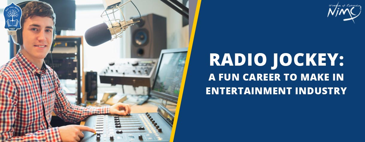 Radio Jockey: A Fun Career to Make in Entertainment Industry