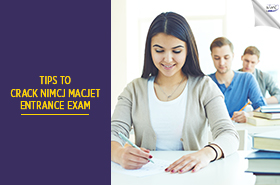 Tips To Crack NIMCJ MACJET Entrance Exam