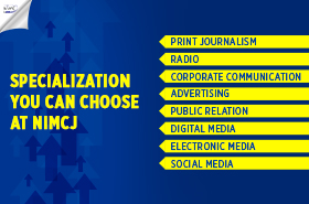 Specialization You Can Choose at NIMCJ
