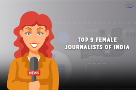 Top 9 Female Journalists of India